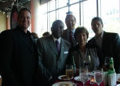 NCAR Legislative Reception held at the Museum of Natural Science